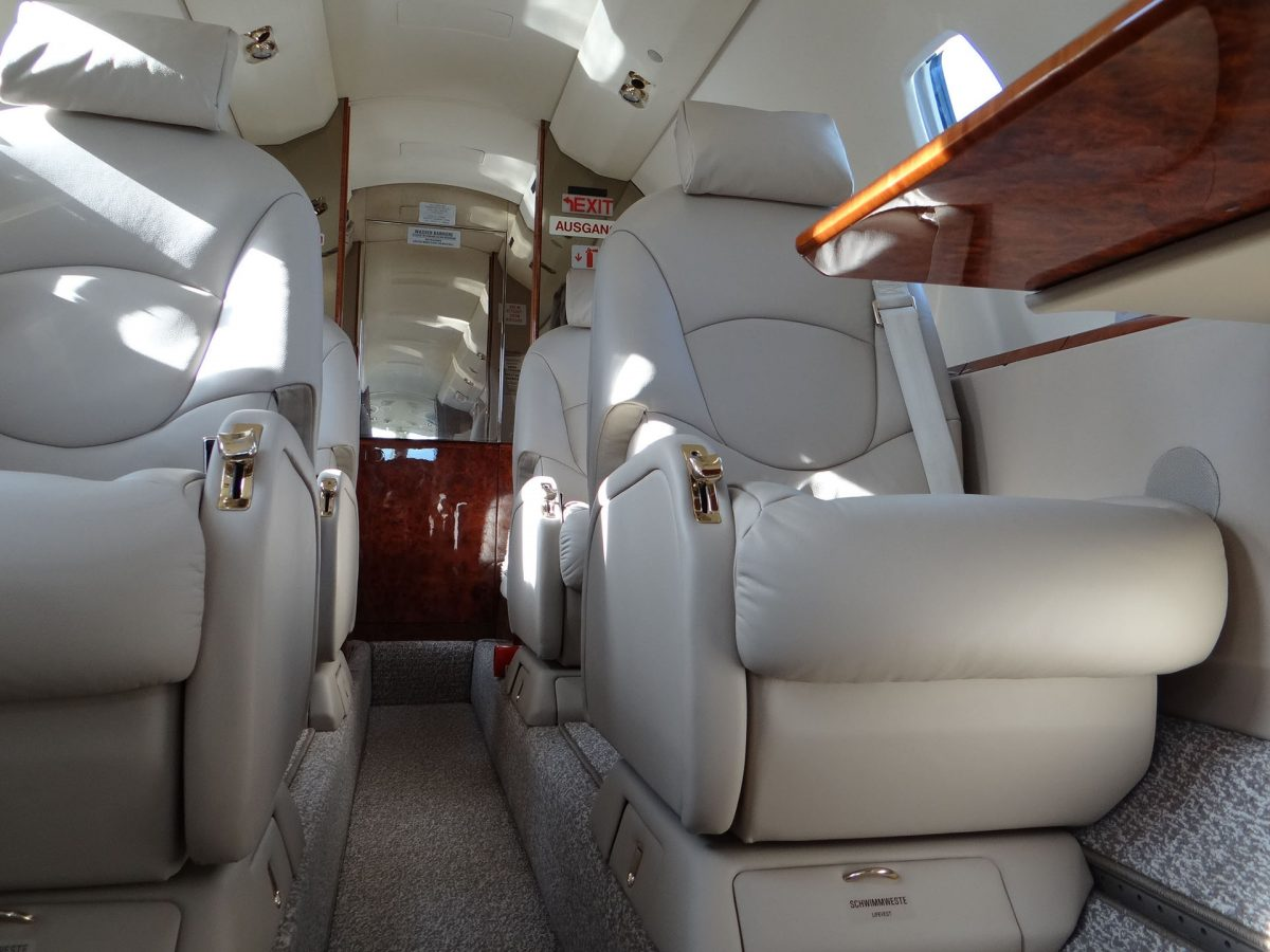 How much does a private jet cost?